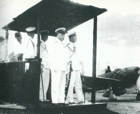 ブーゲンビル島沖航空戦 (山本五十六長官戦死)